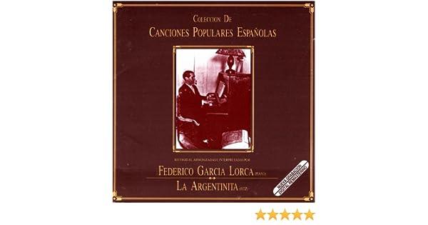 Colección De Canciones Populares Españolas