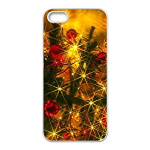 linJUN FENGThe Shining Christmas Hight Quality Plastic Case for Iphone 5s