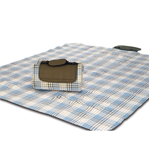 (Picnic Plus Mega Mat Waterproof Picnic Blanket [Lawn & Patio] )