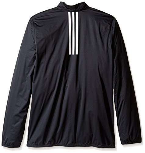 adidas Golf Boys Climastorm Provisional Jacket, Black, Large