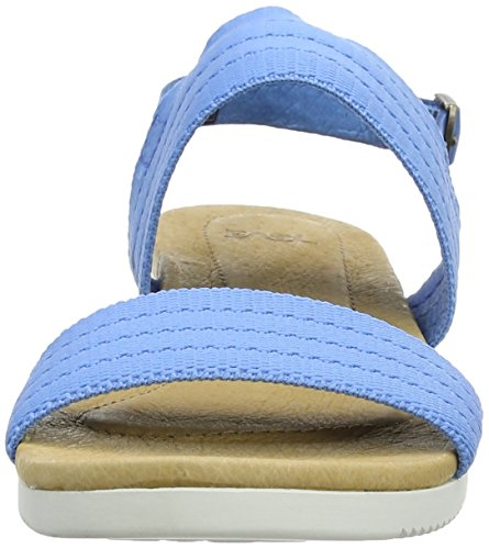 Avalina Gore Sandal Ouvert Teva Blue Femme W's ceramic Bleu Bout TwdEqWqn7