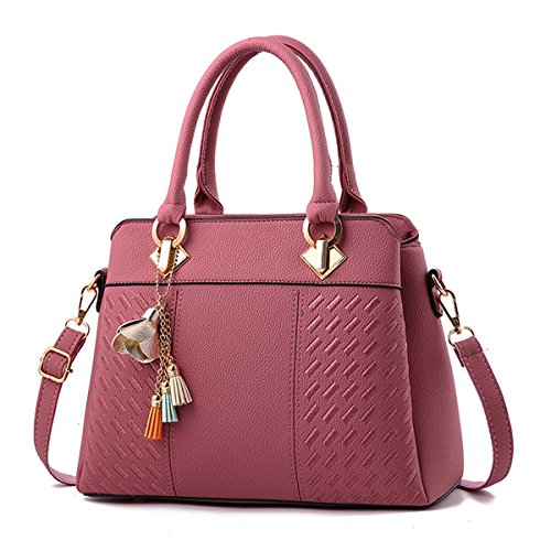 Handbag Decoration - Charmore Womens Handbags Ladies Purses Satchel Shoulder Bags Tote Bag