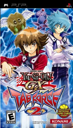 Yu-Gi-Oh GX Tag Force USA PSP ISO Free Download