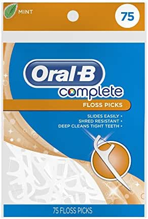 Dental Floss: Oral-B Complete