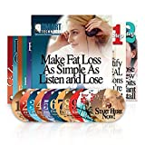 Smart Technique Automatic Fat Loss Program -- Make Fat Loss Automatic in Just 30 Minutes a Day -- Step 1 Book, Step 2 Book, 12 CDs, 6 Books [Repeat Offender, Victims of Circumstance, The Foodaholic, The Rationalizer, The Emotional Eater, The SMART Acceler