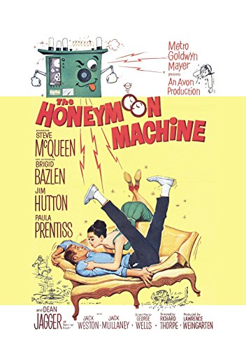 The Honeymoon Machine by