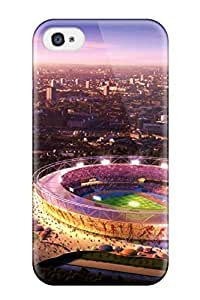 New Style Case Cover YTTZMSm197AlwxD London 2012 Olympics Compatible With Iphone 4/4s Protection Case