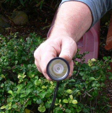 Torcia LED notturna a bacchetta da autodifesa in alluminio legale averla nella tua auto e da portare con s/é.