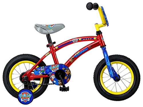 Paw Patrol 12 Quot Bicycle