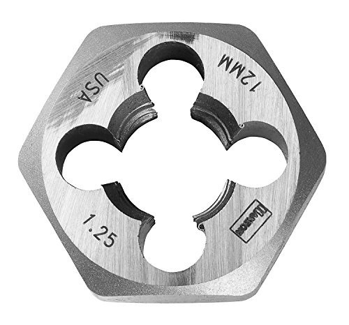 Hanson 6636 Die 9-1mm 1 Hex, for Tap Die Extraction by Hanson