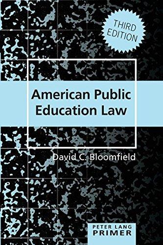 American Public Education Law Primer (Peter Lang Primer) ()