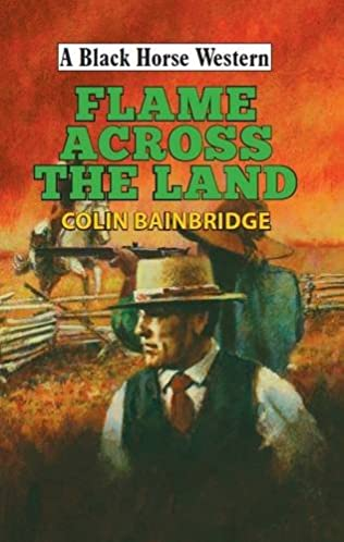 book cover of Flame Across the Land