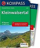 Kleinwalsertal: Wanderführer mit Extra-Tourenkarte 1:25.000, 35 Touren, GPX-Daten zum Download (KOMPASS-Wanderführer, Band 5674)