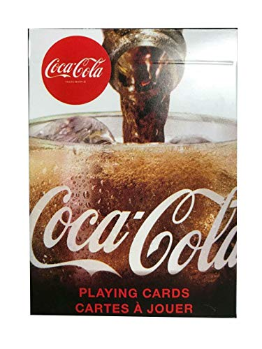 Bicycle Coca-Cola 2019 National Beverage Deck Playing Cards