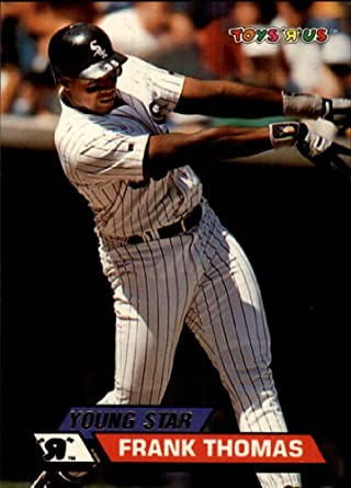 Amazoncom 1993 Toysrus Baseball Card 66 Frank Thomas Mint