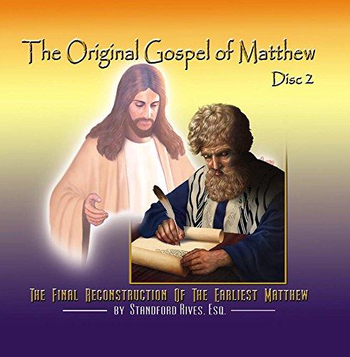 Price comparison product image Original Gospel of Matthew - Disc 2