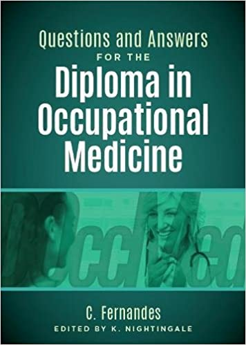Book Questions and Answers for the Diploma in Occupational Medicine
