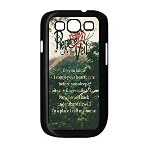 LeonardCustom- PTV Pierce the Veil Hard Case for Samsung Galaxy S3 SIII i9300 -LCS3U625 hjbrhga1544