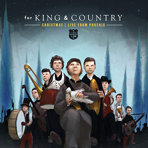 A for KING & COUNTRY Christmas | LIVE From Phoenix (Country Christmas Style Trees)