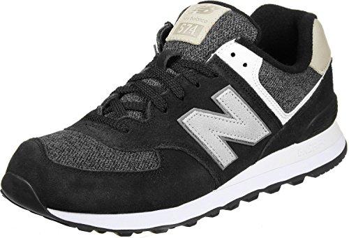 black Noir Balance Ml574 vai Baskets New D Mode Homme aSq66w