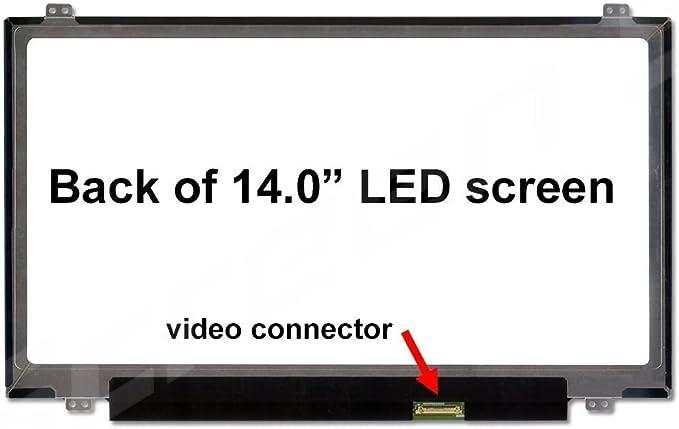 Dell INSPIRON 14 3421 Laptop Screen 14 SLIM LED BOTTOM RIGHT WXGA HD