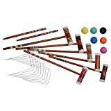 CROQUET SET HALEX SELECT by HALEX MfrPartNo 40-20434