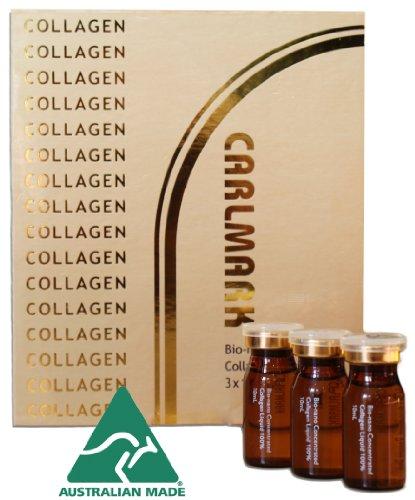 CARLMARK Bio-nano Concentrated Liquid Collagen 100% 3 * 1...
