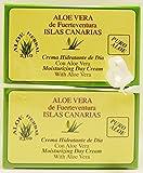 Aloe Herbal 2310 Crema Hidratante de día con Aloe Vera 200ml x 2uds