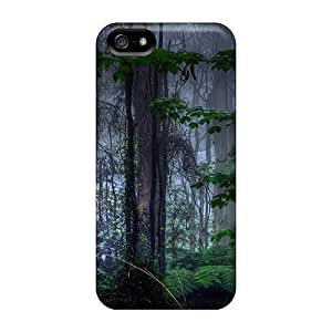 Hot Style Ary5253NNfA Protective Case Cover For Iphone5/5s(light Forest Mist)