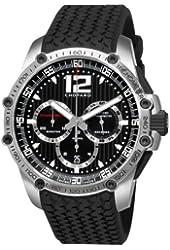 Chopard Men's 168523-3001 Classic Racing Black Dial Watch