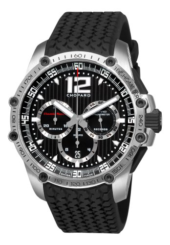 Chopard-Mens-168523-3001-Classic-Racing-Black-Dial-Watch