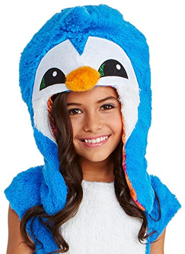 Animal Dance Costumes - Animal Jam Dancing Clever Penguin Girl's Costume Large 12-14