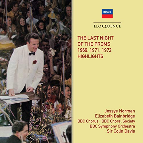 Elgar: Pomp and Circumstance Op. 39: March No. 1 in D Major (Recorded 1969 / Live at Royal Albert Hall, London / 1969-1972) (Last Night Of The Proms Pomp And Circumstance)