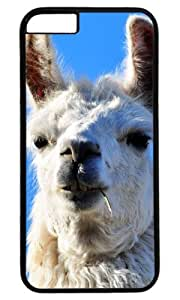 iphone 6 plus Case Llama Interesting DIY Hard Shell Black Best Designed