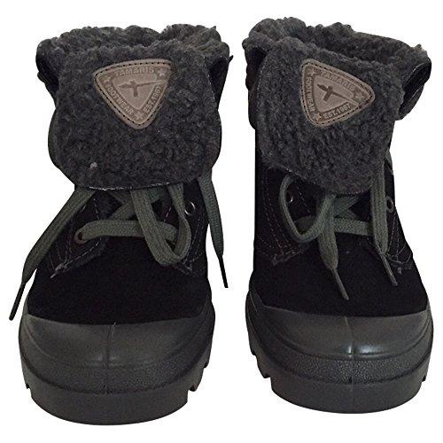 Tamaris - Botas para mujer Negro negro Negro - negro