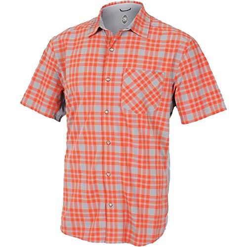 Club Ride Apparel Detour Jersey - Men's Orange, L