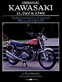 img - for Original Kawasaki Z1 & Z900 (Bay View Books) book / textbook / text book