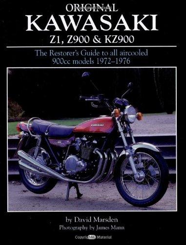 Original Kawasaki: Z1, Z900 & Kz900 (Bay View Books) for sale  Delivered anywhere in USA