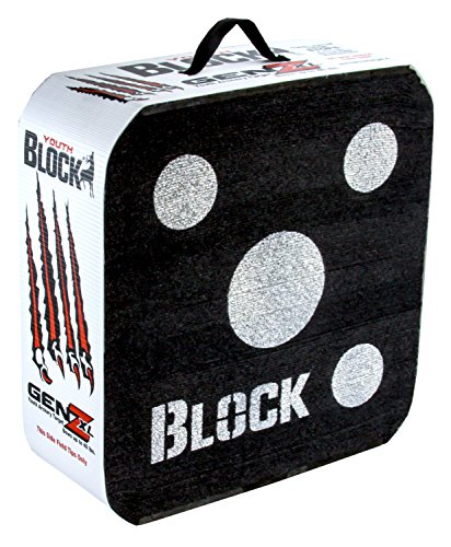 Block GenZ XL Youth Archery Arrow Target (Best Archery Block Target)