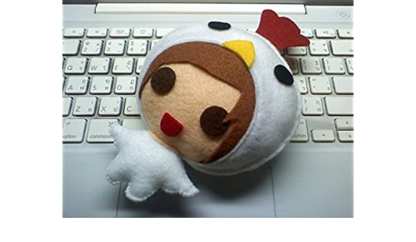 Amazon.com : [M Size] Shinee Taemin - Hello Baby Animal KPOP Handmade Doll Keychain : Office Products