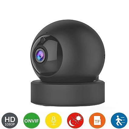 Cámara IP WiFi HD A7PRO Vigilancia de Interiores con Sensor de Movimiento y visión Nocturna,