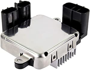 ZBN 89257-30060 Radiator Fan Cooling Computer Control Module Unit ECU ECM for Toyota Camry Highlander Avalon Sienna Rav4 Venza Lexus ES GS IS LS RC RX fit 89257-30070 591-69168 499300-3290 FCM111