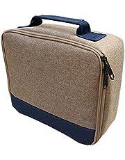 XHXseller Hard case voor Canon CP1200 CP1300, EVA-reistas voor tas, schokbestendig, reizen, vakantie, zakenreis en outdoor-activiteiten