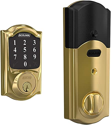 Schlage Connect Smart Deadbolt