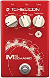 TC Helicon ''TC Helicon VoiceTone Mic Mechanic 2 Reverb, Delay, & Pitch Correction Pedal''