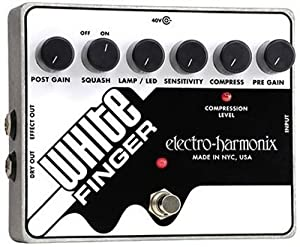 Electro Harmonix WHITE FINGER