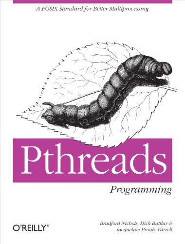 [B.e.s.t] PThreads Programming: A POSIX Standard for Better Multiprocessing (A Nutshell Handbook) D.O.C