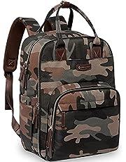 Diaper Bag Backpack, RUVALINO Multifunction Travel Back Pack Large Baby Bag