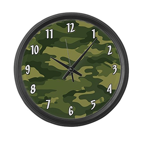 CafePress - Military Camo Pattern - Large 17