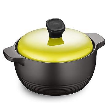 Woks Olla de Sopa Olla de Cocina nutrición casera Olla de Avena Olla de Cocina Olla